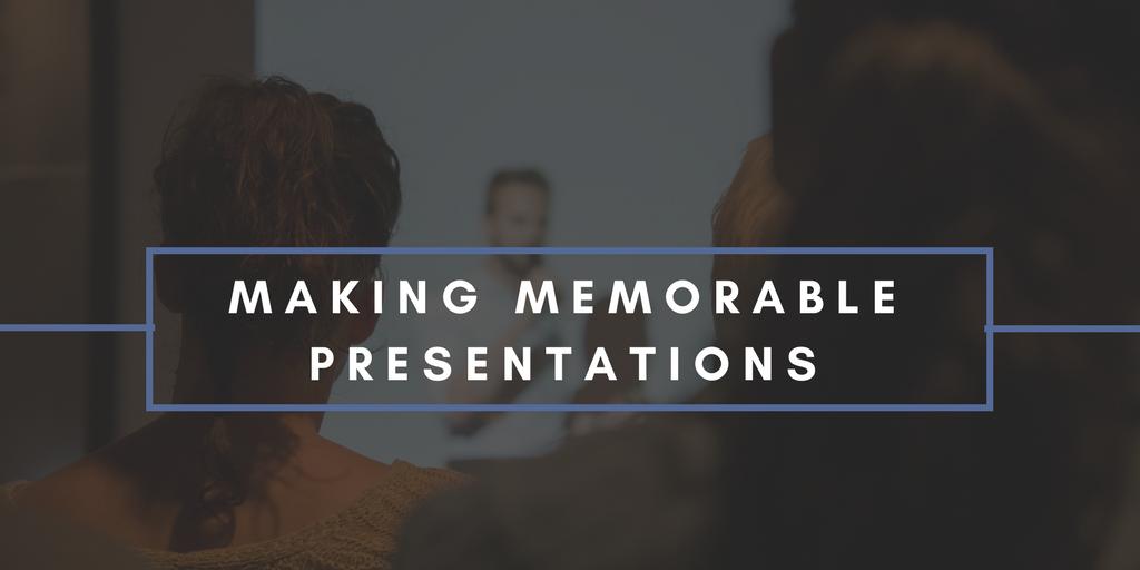 «Making Memorable Presentations» : Notre formation à la prise de parole pour managers et décideurs d'entreprise