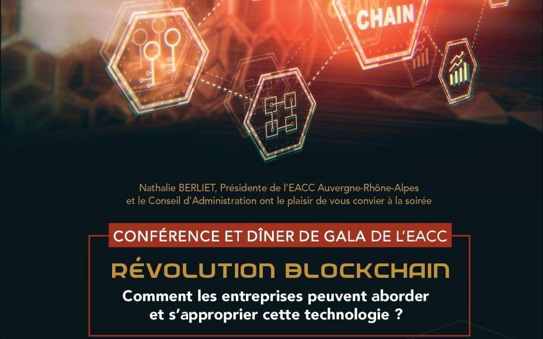 Gala annuel de l'EACC Auvergne-Rhône-Alpes