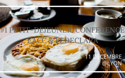 #1 Petit-Déjeuner/Conférence