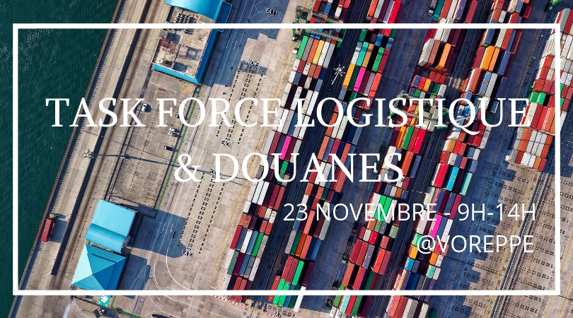 Task Force Logistique & Douanes – Radiall