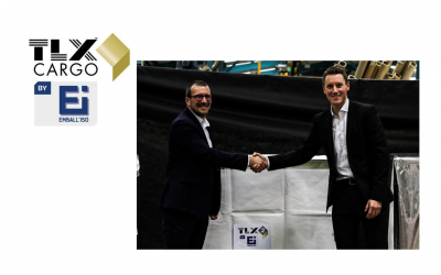 TLX Cargo et EMBALL'ISO concluent un partenariat