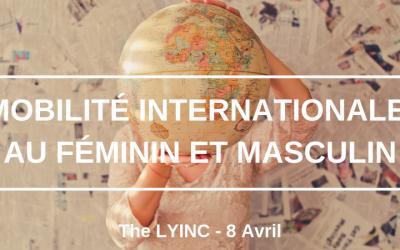 Mobilité internationale au féminin et masculin