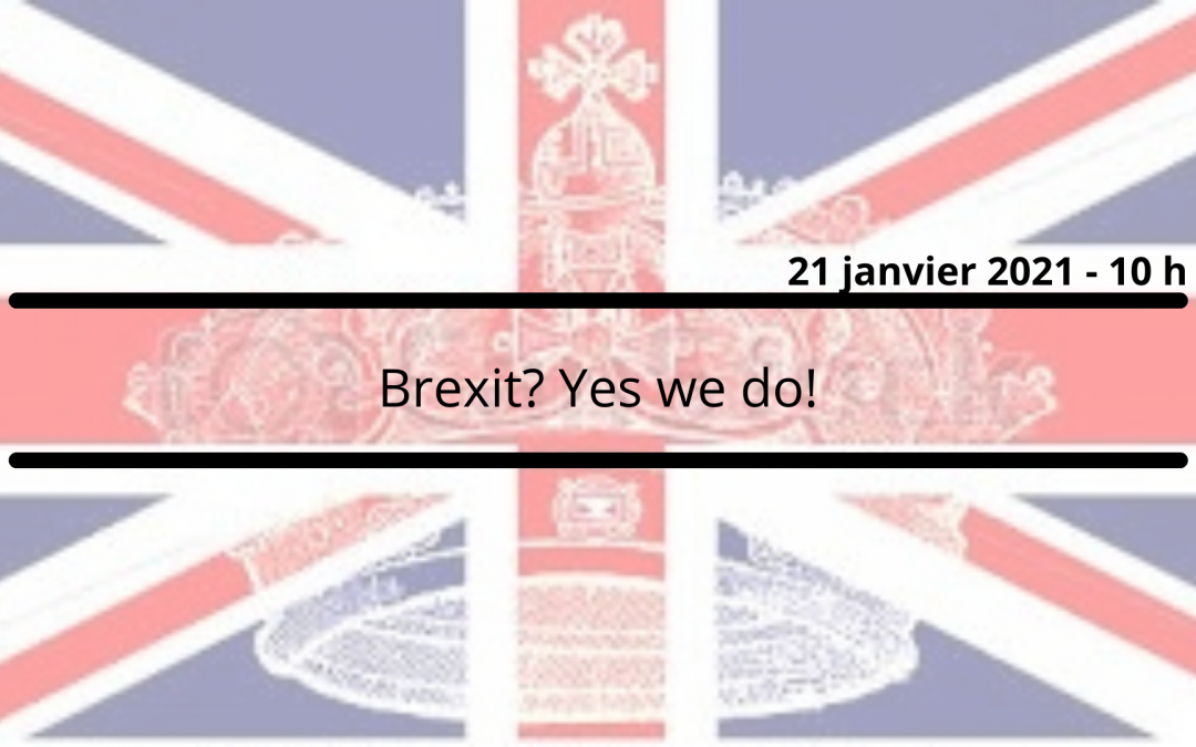 Brexit? Yes we do!