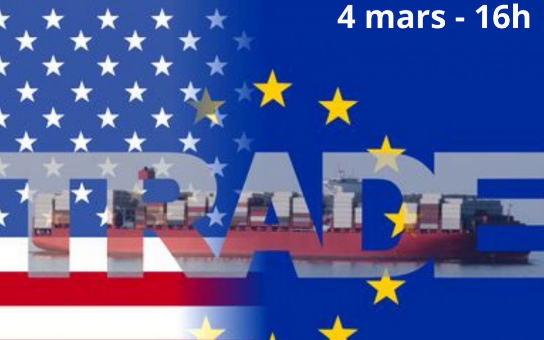 How can Europe and the United States join forces to rewrite the post-COVID trade agenda?