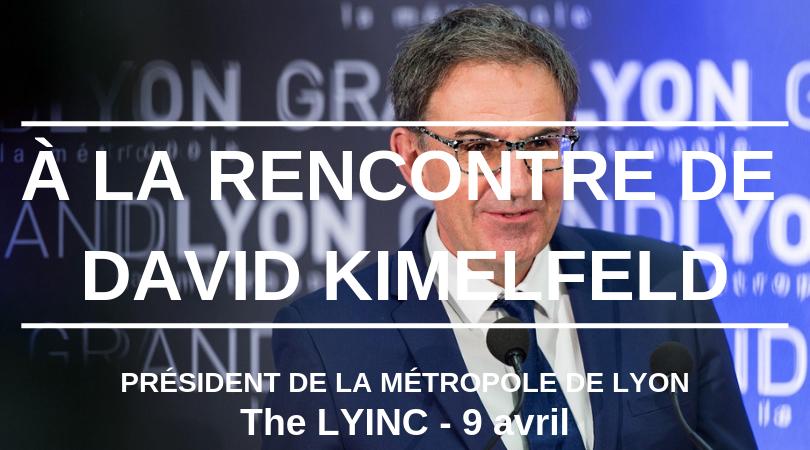 À la rencontre de David Kimelfeld