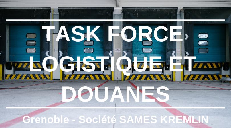 Task Force Logistique et Douanes