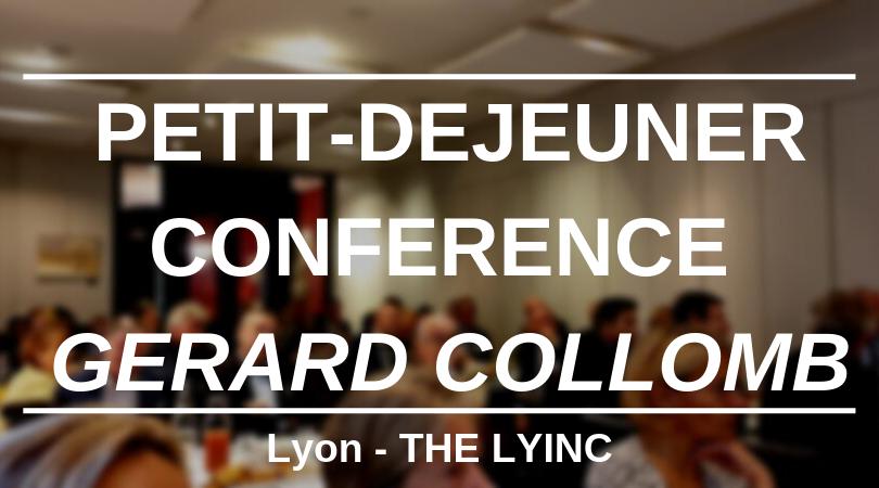Petit-Déjeuner Conférence FEDECLARA avec Gérard Collomb