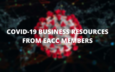 Covid-19 Business resources from EACC members