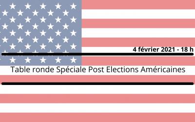 Table ronde Spéciale Post Elections Américaines